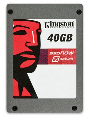 kingston SSDNow V Series 40GB Boot Drive SSD Upgrade Kit