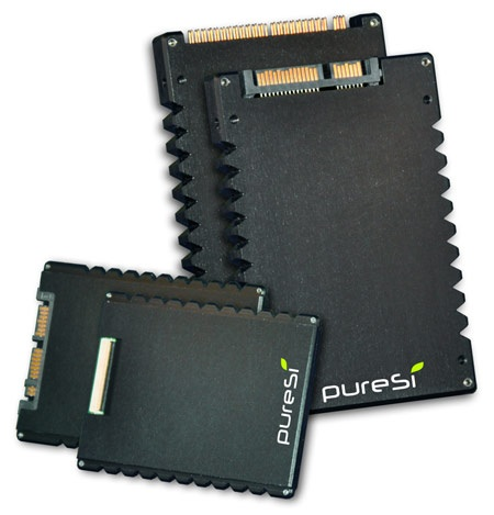 pureSilicon Renegade R2 Rugged SSD