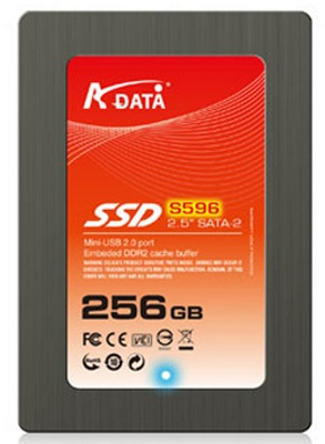 A-DATA S596 - Industry's Fastest SSD