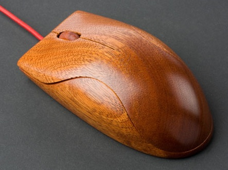 Alest Rukov Wooden Mouse 1