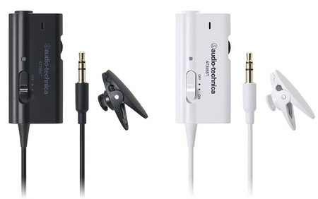 Audio-Technica AT355ST-0.6 Headphone adapter with microphone