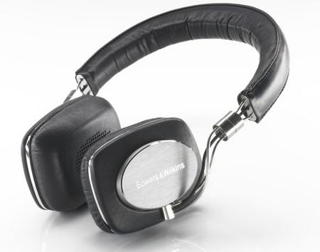 Bowers & Wilkins P5 Mobile Hi-Fi Headphones for iPod