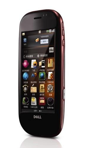 Dell Mini 3i OPHONE smartphone