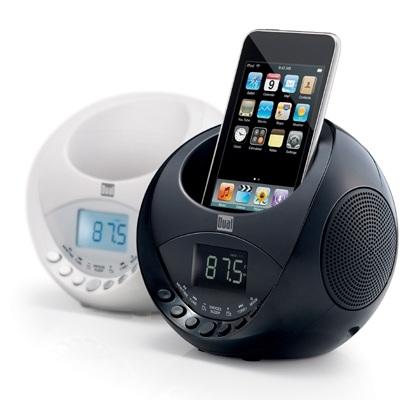 Dual Pop 100 iPod Dock Speaker
