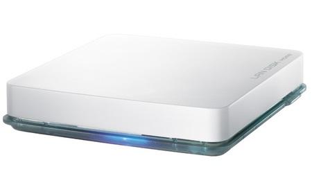 IO-DATA HDLP-S500 Slim NAS Device
