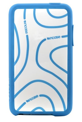 Incase Topo Frame Case for iPod touch blue