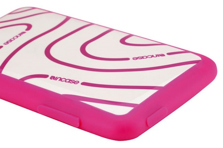 Incase Topo Frame Case for iPod touch pink