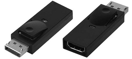 Kuroutoshikou DP-HDMI2 DisplayPort to HDMI Converter