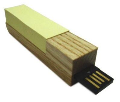MEMO2RY USB Flash Drive with Post-it Notes