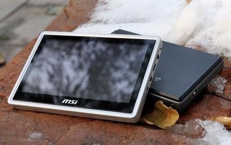 MSI MT-V887 Portable Media Player