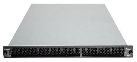 NVIDIA Tesla S2050 & S2070 GPU Computing Systems