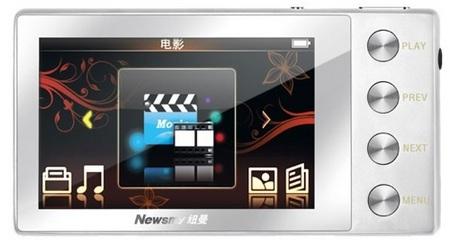 Newsmy A36HD 720p PMP