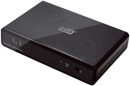 Princeton PAV-MP1 HD Media Player