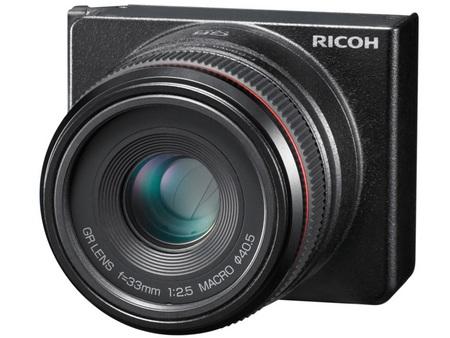 Ricoh GXR GR LENS A12 Camera Unit