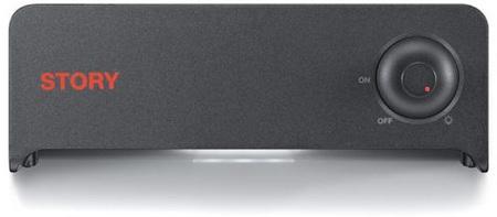 Samsung STORY Station Plus 2TB External Hard Drive with eSATA