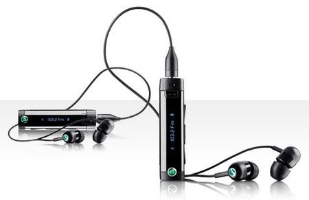 Sony Ericsson MW600 Hi-Fi Bluetooth Headset with FM Radio