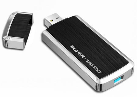Super Talent SuperSpeed USB 3.0 RAIDDrive