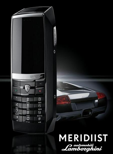 TAG Heuer MERIDIIST Automobili Lamborghini Limited Edition