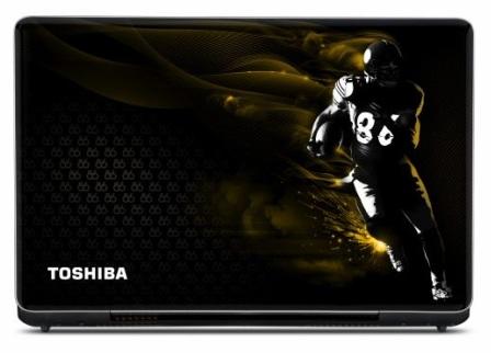 Toshiba GQ Natural Selection Hines Ward Satellite P505
