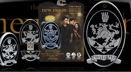 Twilight New Moon USB Flash Drive