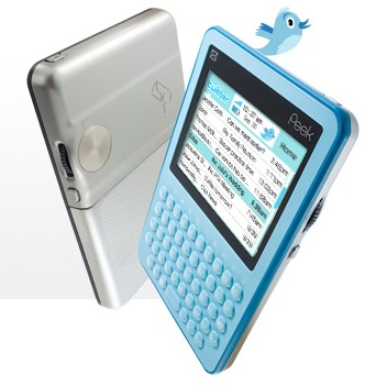 TwitterPeek - World's First Dedicated Twitter Device