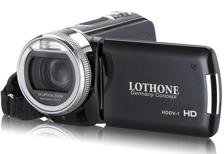 Umazon UMA HDDV-1 Full HD Camcorder