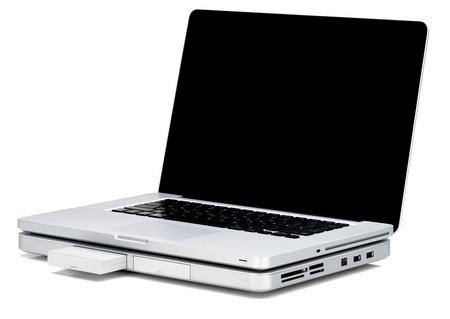 Zemno DeskBook Pro Portable Notebook Docking Station with macbook