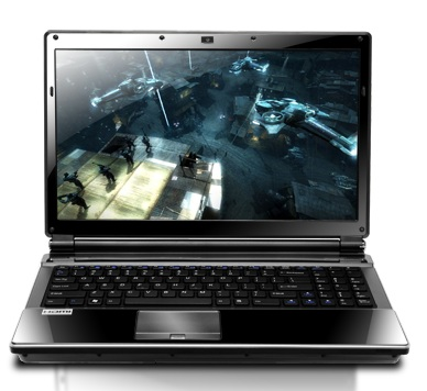 iBuyPower Battalion 101 W870CU Notebook