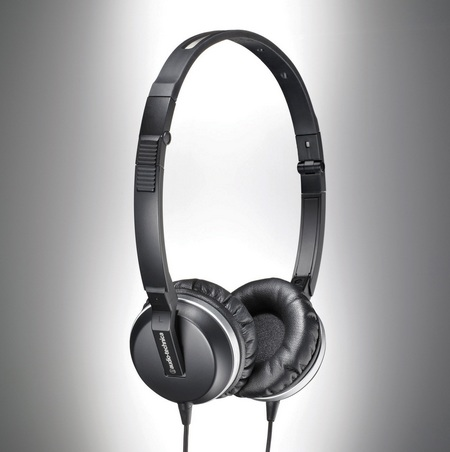 Audio-Technica ATH-ANC1 QuietPoint On-Ear Headphones