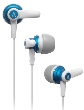 Audio-Technica Women's Headphones in eye-catching colors