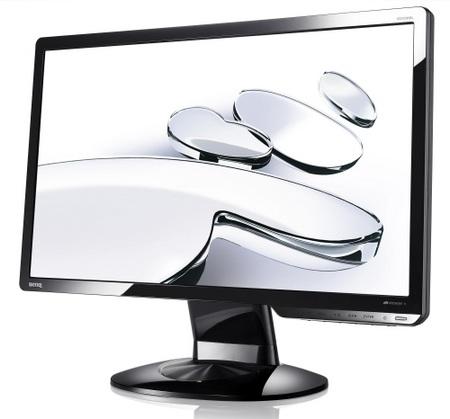 BenQ G2222HDL and G2420HDBL Full HD LCD Displays