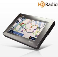 Cydle T43H PND with HD Raido and HD Traffic