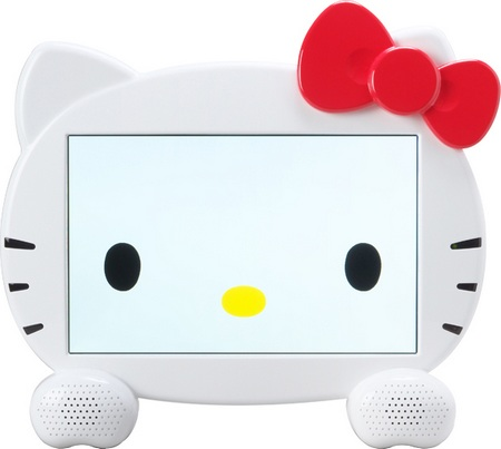 Dynaconnective DK-133KT 13.3-inch Hello Kitty LCD TV