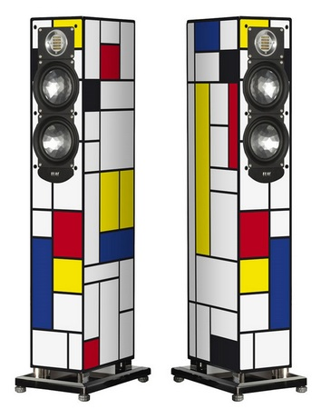 ELAC FS 247 De Stijl Edition Speakers