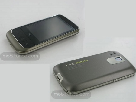 HTC Touch.B - Android version of Touch2