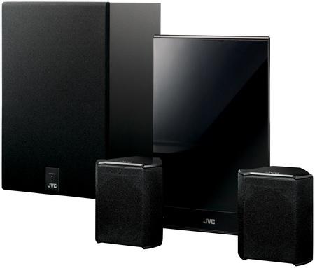 JVC TH-BA3 Soundbar System 1