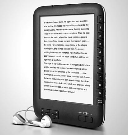 ONN E1 e-book reader