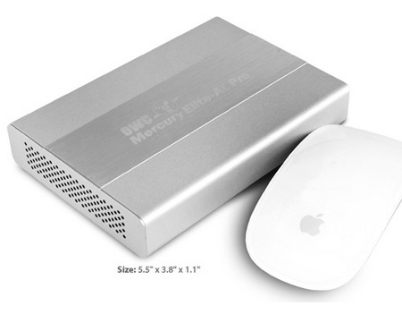 OWC Mercury Elite-AL Pro mini External Hard Drives