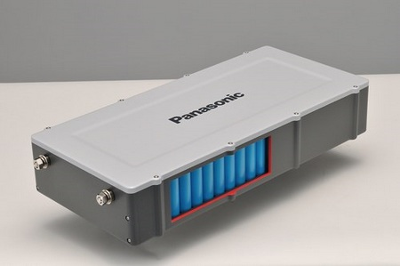 Panasonic and Sanyo to release lithium-ion battery for home
