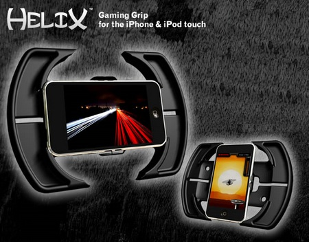 PosiMotion Helix iPhone Gaming Grip