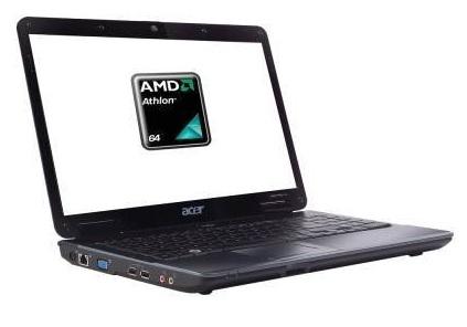 Acer Aspire 5532 AMD Notebook