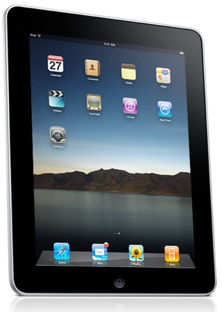 Apple iPad Tablet Device