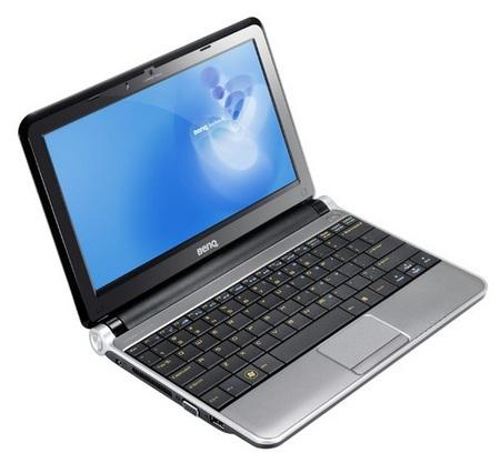 BenQ Joybook Lite U103 Pine Trail Netbook front
