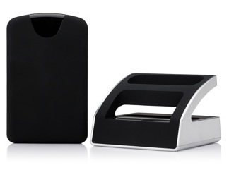 Buffalo Dualie Hard Drive iPhone Dock HDD