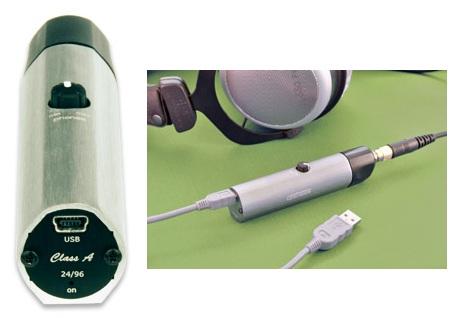 CEntrance DACport USB Headphone Amplifier