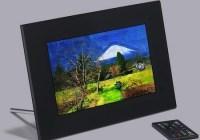 Casio Digital Art Frame 10-inch DigiFrame