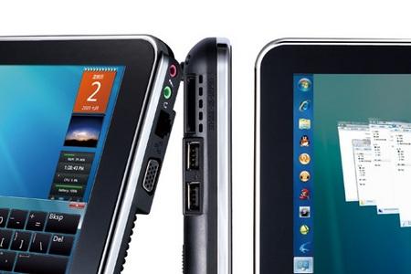 DigitalRise X9 3G Tablet PC runs Windows 7