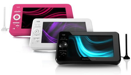 Energy Sistem TV2090 Portable Multimedia TV