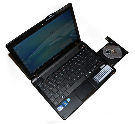 Gateway EC14D CULV Notebook with DVD Burner