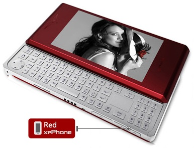 ITG xpPhone Red